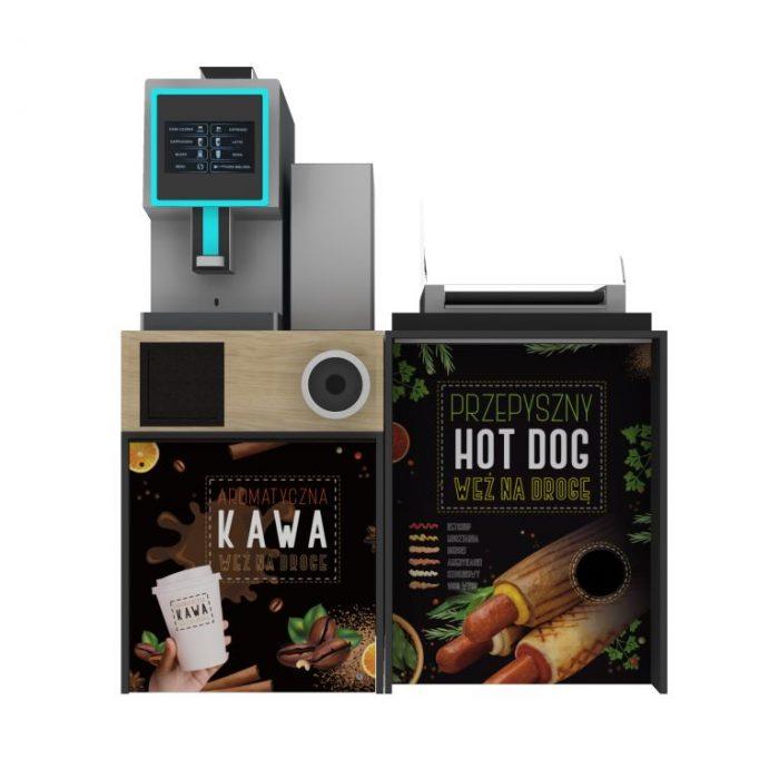 moduł COMBO kawiarka+HOT-DOG