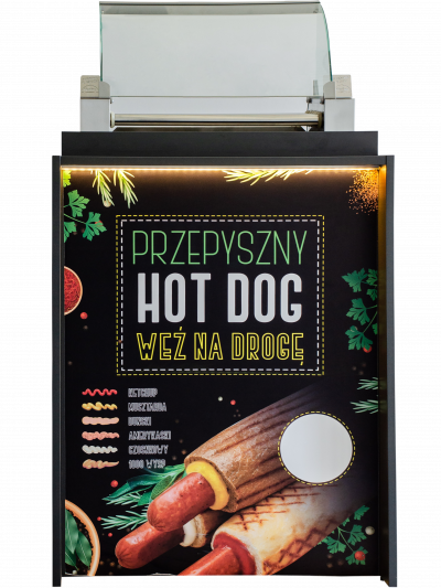 Moduł Hot Dog Budget