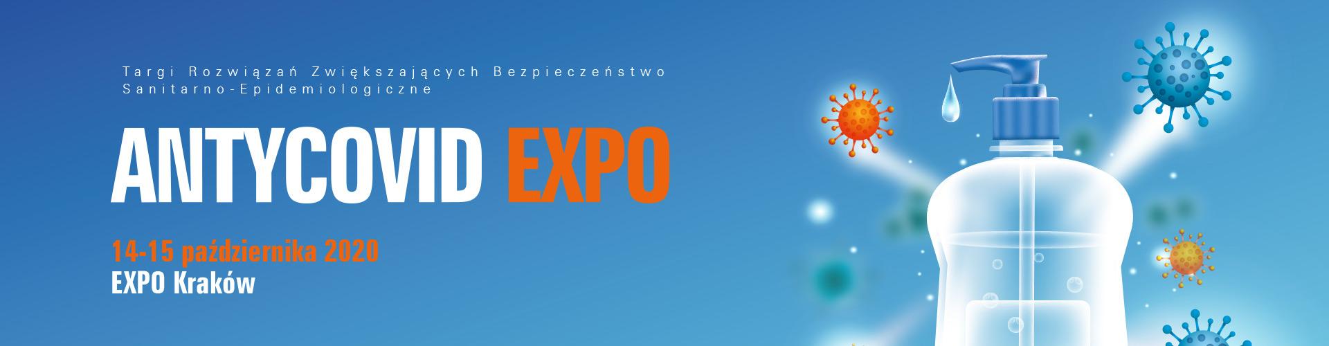 (Polski) Targi ANTYCOVID EXPO w Krakowie