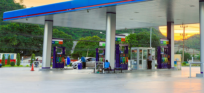 stacje benzynowe